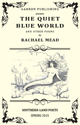 Rachael's Chapbook Cover